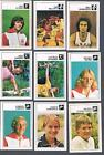 1976 Montreal Summer Olympic CBC Canadian Team Sports Cards Complete Set of 50