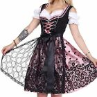 Внешний вид - 020 . Dirndl Oktoberfest German Austrian Dress Sizes: 4.6.8.10.12.14.16.18.20.22