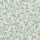 Loden / Slate - 210362 - Scroll - Archive - Morris & Co Wallpaper - TO CLEAR