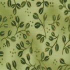 AKAHANA ORIENTAL FLORAL GILDED QUILT SEWING CRAFT FABRIC Free Oz Post
