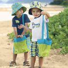 Kids Beach Mesh Bag Sand Away Beach Toys Clothes Towel Bag Baby Toy Storage Bag