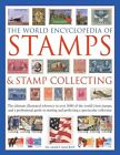 World Encyclopedia of Stamps Reference  - ID Rare Vivid Historical & Valuable