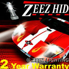 ZEEZ Slim HID Xenon Conversion Kit Fog Light Bulb 6000K 8K 10K 5202 2504 PSX24W $22.49 USD