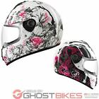 SHARK S600 SEASON FULL FACE LADIES WOMEN'S MOTORCYCLE MOTORBIKE CRASH HELMET