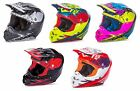 NEW 2017 FLY RACING F2 CARBON RETROSPEC MX OFFROAD ADULT HELMET W/MIPS ALL SIZES