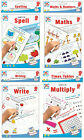 Wipe Clean Learn To Learning Books With Pen Maths Writing Educational Worksheets