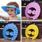 Kyпить Baby Kids Shampoo Bathing Shower Cap Visor Wash Hair Shield Hat with Ear Cover на еВаy.соm