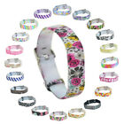 20+Colors TPU Replacement Wristband Bracelet Band For Fitbit Flex 2 No Tracker
