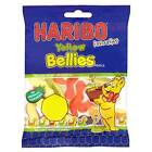HARIBO YELLOW BELLIES FRUTTI KIDS SWEETS FAVOURS TREATS PARTY CANDY CHRISTMAS