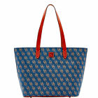 Dooney & Bourke Anniversary Large Zip Shopper