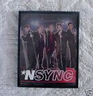 NSYNC 8 x 10 photo in frame 1999