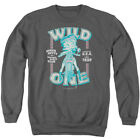 Betty 1930's Boop Cartoon American Icon Wild One Adult Crewneck Sweatshirt $34.95 USD on eBay