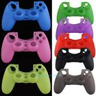 Silicone Rubber Soft Case Skin Non Slip Cover for Playstation 4 PS4 Controller