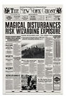Fantastic Beasts The New York Ghost Poster New - Maxi Size 36 x 24 Inch