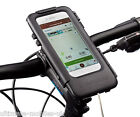 Bicycle Stem Quick Release Mount + Waterproof Case for iPhone 6 6s 4.7 5.5 Plus