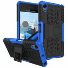 8Colors Anti-skid shock Hybrid case cover For Sony Xperia X performanle