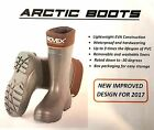 ROVEX ARCTIC NEW THERMAL ARTIC FISHING BOOTS - ALL SIZES - NEW DESIGN