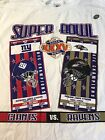 BRAND NEW SUPER BOWL XXXV (35) NEW YORK GIANTS VS BALTIMORE RAVENS TEE SHIRT on eBay