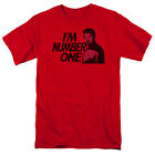 Star Trek Next Generation I'm Number One William Riker Sci Fi Red Adult T-Shirt