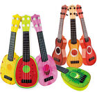 Guitar Toy Development Music Instrument Guitar Kids Gift Fruit Ukulele 4 String