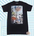 New Nickelodeon Rocko's Modern Life Comic Vintage Men's Classic Retro T-Shirt