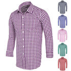 Luxury Mens Casual Shirts Designer Slim Fit Dress Shirts Formal New Top Business