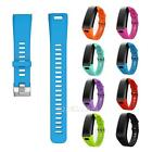 New Fashion Sports Silicone Wrist Band Strap Bracelet For Garmin Vivosmart HR