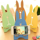 Cell Phone Desk Stand Support Holder Cradle For Samsung iPhone Tablet EW