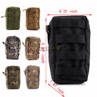 Tactical Military Molle Utility Tactital Zipper Magazine Mag Pouch Bag