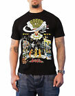 Green Day T Shirt 1994 Tour Dookie new Official Vintage Mens Black