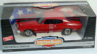 ERTL 1/18 1970 Chevelle SS 454 LS6 Cranberry Red 7486 SEALED American Muscle '70