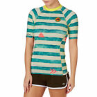 Billabong Rash Vests - Billabong Womens Surf Capsule Short Sleeve Rash Vest