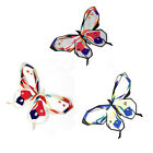 1-5 Pcs Embroidery Butterfly Sew On Patch Badge Embroidered Fabric Applique DIY