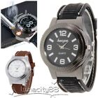 Military USB Cigarette Lighter Watches Cigar Lighter Wristwatches With Windproof
