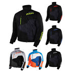 FXR Racing Winter Insulated Snowmobile Turbo Jacket Waterproof Size M-3XL
