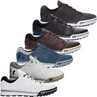 Under Armour 2017 Tempo Hybrid Water Resistant Mens Spikeless Golf Shoes-Leather