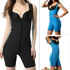 Neoprene Body Sweat Shaper Fat Burner Waist Trainer Corset F