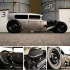 1931 Ford Model A Chopped Hot Rod Sedan Model A Traditional Hot Rod