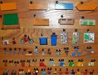 School house Playmobil U Choose  accessories books desk backpack chairs bike