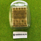True Tufts Mixed - Model Scenery Static Grass Natural Shaped Wild Wargames Base