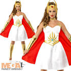 She-Ra Ladies Superhero He-Man Masters of the Universe Womens Adults Costume New