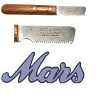 MARS Pro Hand STRIPPING KNIFE Knive DOG Undercoat Hair Coat Fur Carder Stripper