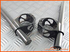 50mm Clip Ons Handle Bars Ducati Monster 93-09 Fork CNC Hollow Cut Out Clip On