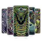 HEAD CASE DESIGNS AZTEC ANIMAL FACES SERIES 6 SOFT GEL CASE FOR ZTE BLADE L3