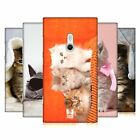 HEAD CASE DESIGNS CATS HARD BACK CASE FOR NOKIA LUMIA 800 / SEA RAY