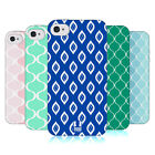 HEAD CASE DESIGNS OGEE PATTERNS SOFT GEL CASE FOR APPLE iPHONE 4 4S