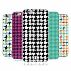 HEAD CASE DESIGNS HOUNDSTOOTH-PATTERNS SOFT GEL CASE FOR APPLE iPHONE 6 6S