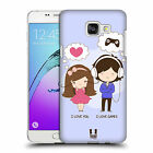 HEAD CASE DESIGNS LOVE UNREQUITED HARD BACK CASE FOR SAMSUNG GALAXY A5 (2016)