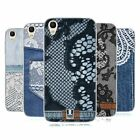 HEAD CASE DESIGNS JEANS AND LACES SOFT GEL CASE FOR ALCATEL IDOL 3 4.7