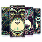 HEAD CASE DESIGNS AZTEC ANIMAL FACES 3 HARD BACK CASE FOR SONY XPERIA Z5 PREMIUM